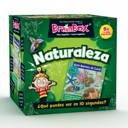 Brainbox Naturaleza idioma castellano