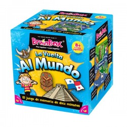 Brainbox Animales (Castellano)