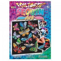 Sequin&Foil - Mariposas