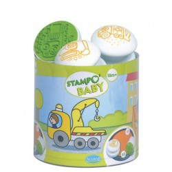 Stampo Baby Vehículos