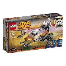 LEGO Star Wars - Speeder Bike de Ezra - 75090