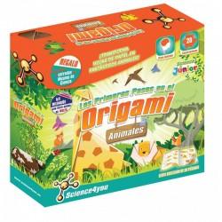 Los Primeros Pasos en el Origami - Animales