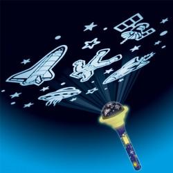 Linterna proyectora estrellas - Eurekakids