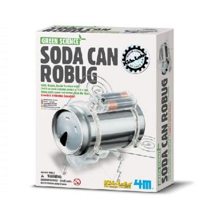 Soda Can Robug