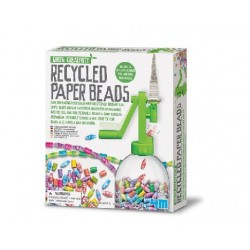 Recicled Paper Beads